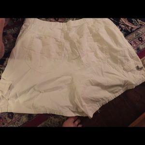 Woman's plus size shorts